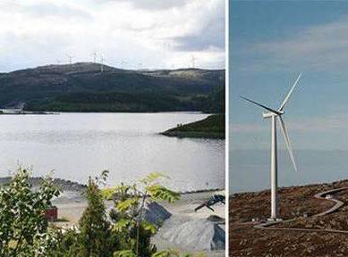 Euroopan suurin tuulivoimaprojekti rakennetaan Keski-Norjaan