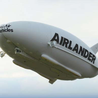 Tuleeko ilmalaiva takaisin?