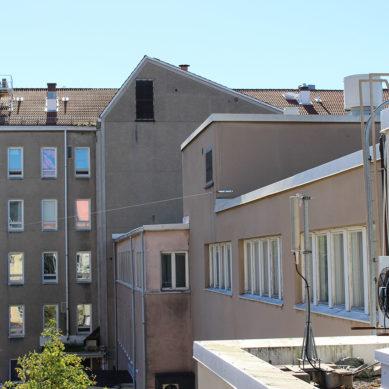 Rakennusvalvonta ehdottaa – energia talteen asuintalojen liiketiloista