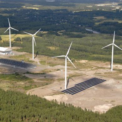 Etelä-Savon Energia toteuttaa yhden Suomen suurimmista aurinkovoimaloista