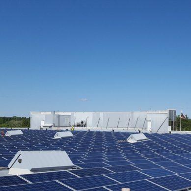 K-ryhmästä Suomen suurin aurinkosähkön tuottaja