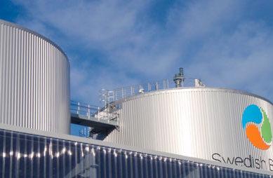 Gasumista Pohjoismaiden suurin biokaasun tuottaja