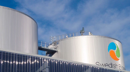 Gasum Ostanut Swedish Biogas Internationalin