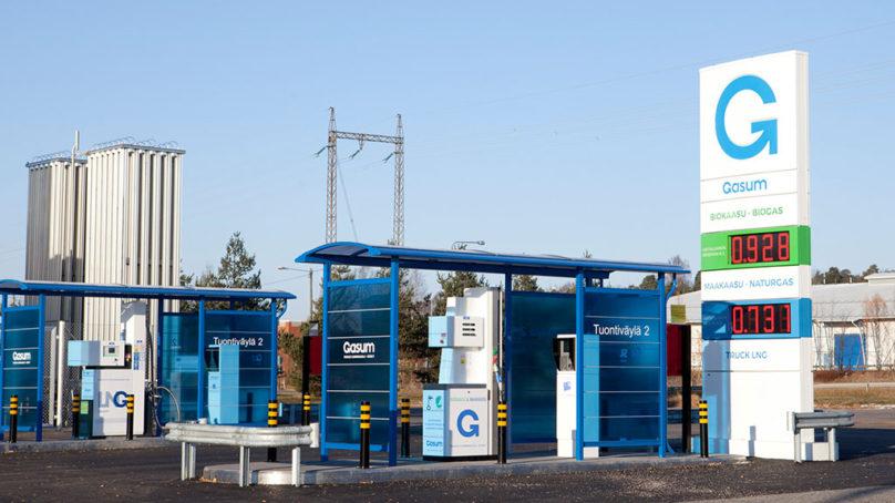 Biokaasun liikennekäytölle 7,97 miljoonan euron kärkihanketuki Gasumille