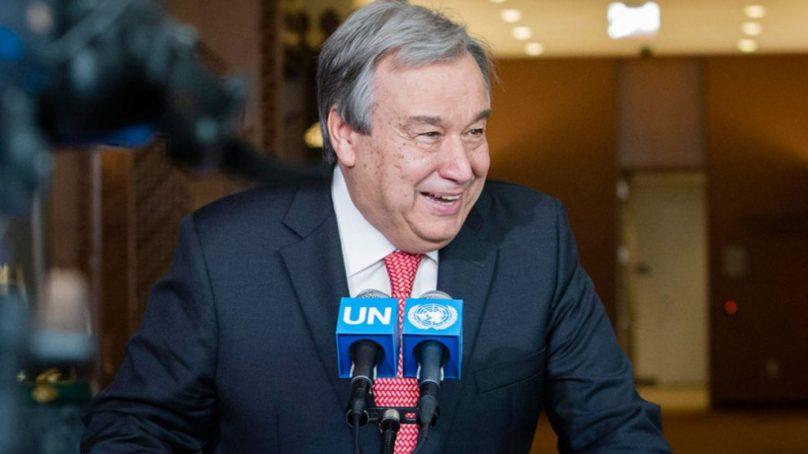 YK:n pääsihteeri: Yritykset takaavat parhaiten ilmastonmuutoksen torjunnan jatkuvuuden
