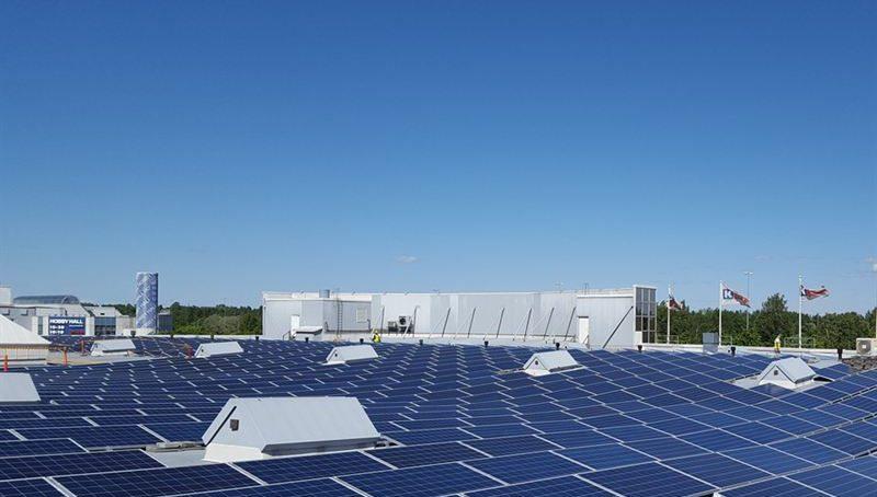 Suomi alkaa vähitellen hyödyntää aurinkopotentiaaliaan