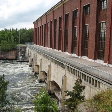 Fortumille lisää puhdasta tuotantoa vesivoimaloiden perusparannuksilla