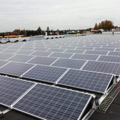 Uusia merkittäviä aurinkosähkön käyttäjiä tulee mukaan