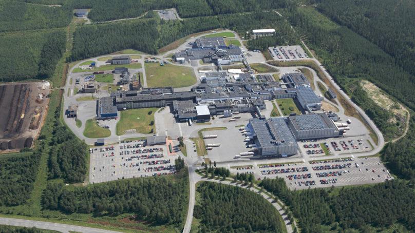 Suomen ensimmäinen megawattiluokan teollinen aurinkovoimala Atrialle