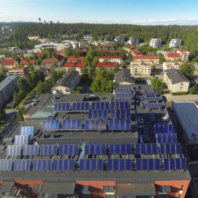 Savo-Solar toimittaa uusia aurinkolämpöjärjestelmiä Suomeen