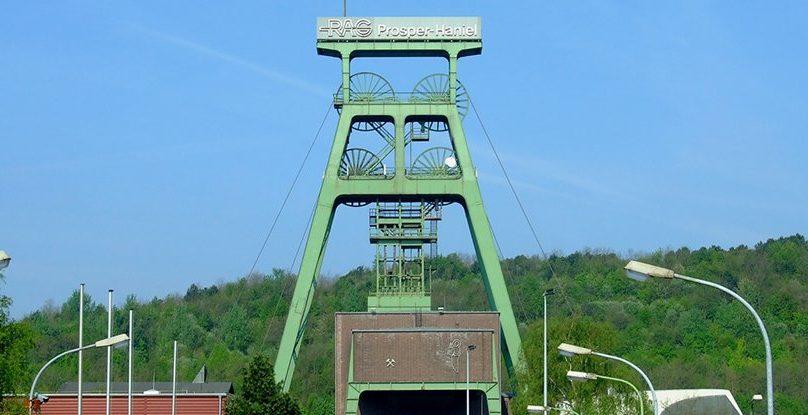 Saksa ehti ennen Pyhäsalmea: energiavarasto vanhaan kaivokseen