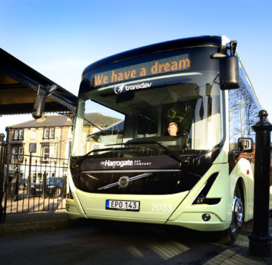 ABB:n pikalaturit tehostavat paikallista sähköbussiliikennettä