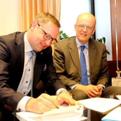 Turku ja VTT yhteistyöhön fiksun kaupungin kehittämisessä