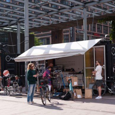 Pyöräkeskustoiminta alkaa jälleen Helsingissä