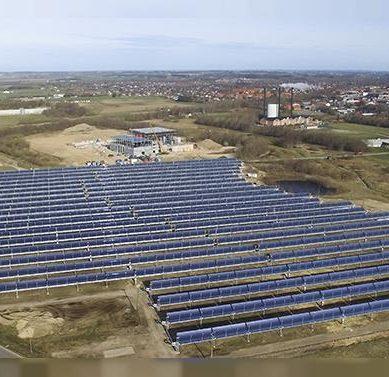 Tanskan aurinkoenergiamalli Pohjois-Euroopan maihin