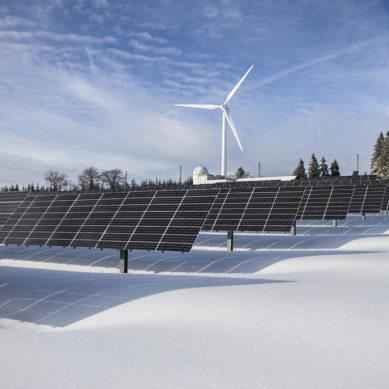 Uusiutuvalla energialla on ehkä sittenkin toivoa