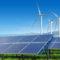 Maailman tuuli- ja aurinkoenergian kapasiteetti ylitti 1 000 GW