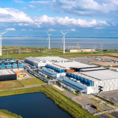 Googlelle Suomeen 190 megawattia tuulivoimaa