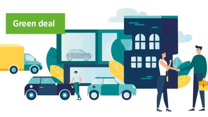 Liikenteen päästöt laskuun – helposti ja nopeasti
