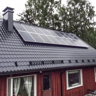 Aurinkosähkön pientuotannon mittaus on saatava yhdenmukaiseksi kaikille