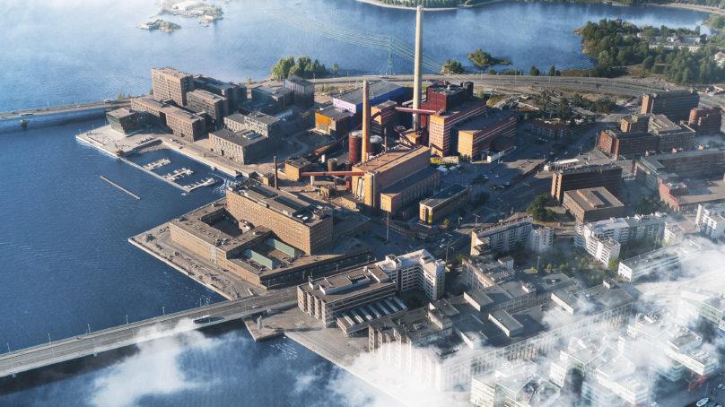 Wärtsilän mallissa Helsingin hiilivoima korvataan tuulivoimalla ja lämpöpumpuilla