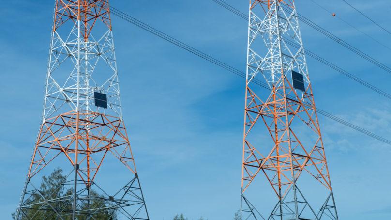 Aurinkoenergialla lisää tehoa sähkönsiirtoon