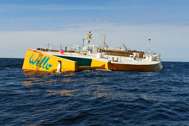 Suomalainen aaltoenergiaosaaminen etenee maailmalla