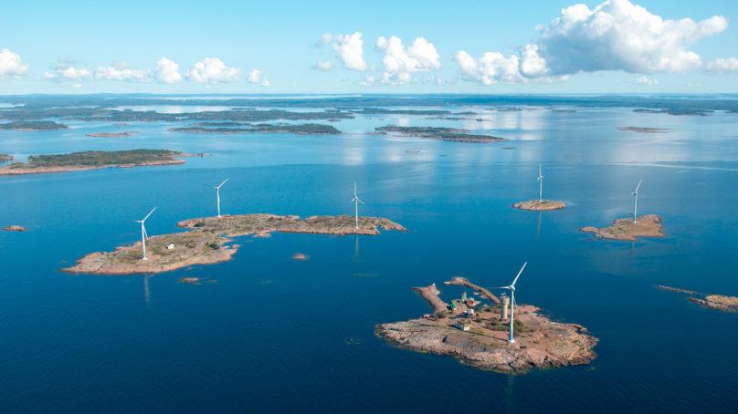 Energiajärjestelmiä maailmalle – Ahvenanmaa pilottina