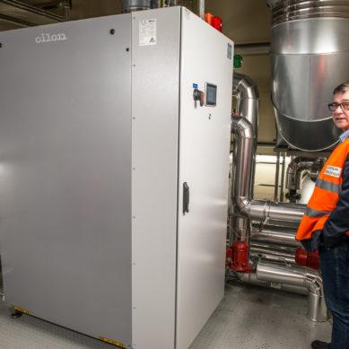 Lämpöpumppujen korkealämpötekniikalla uusia mahdollisuuksia hukkalämmön hyödyntämiseen