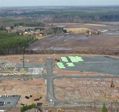 BASF rakentaa akkumateriaalien tuotantolaitosta Harjavaltaan