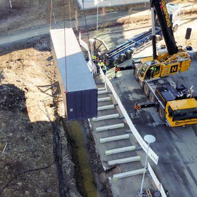 Uutta Oilon CHC -tekniikkaa Kuopion Energialle