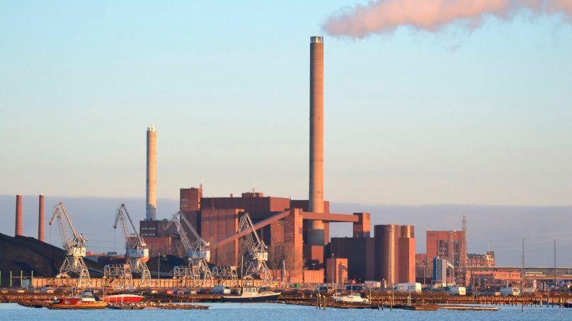 Miljoona euroa ideasta Helsingin kivihiiliongelman ratkaisuksi